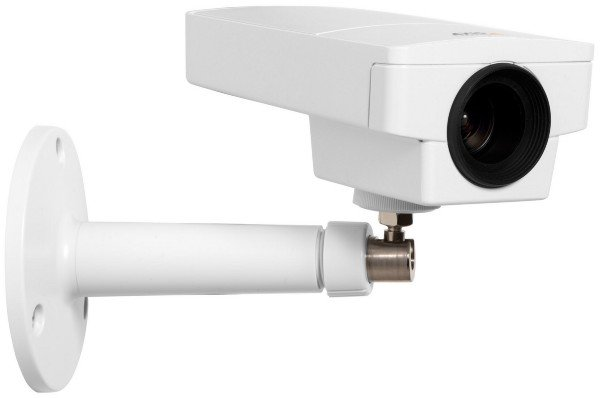 An Axis network camera